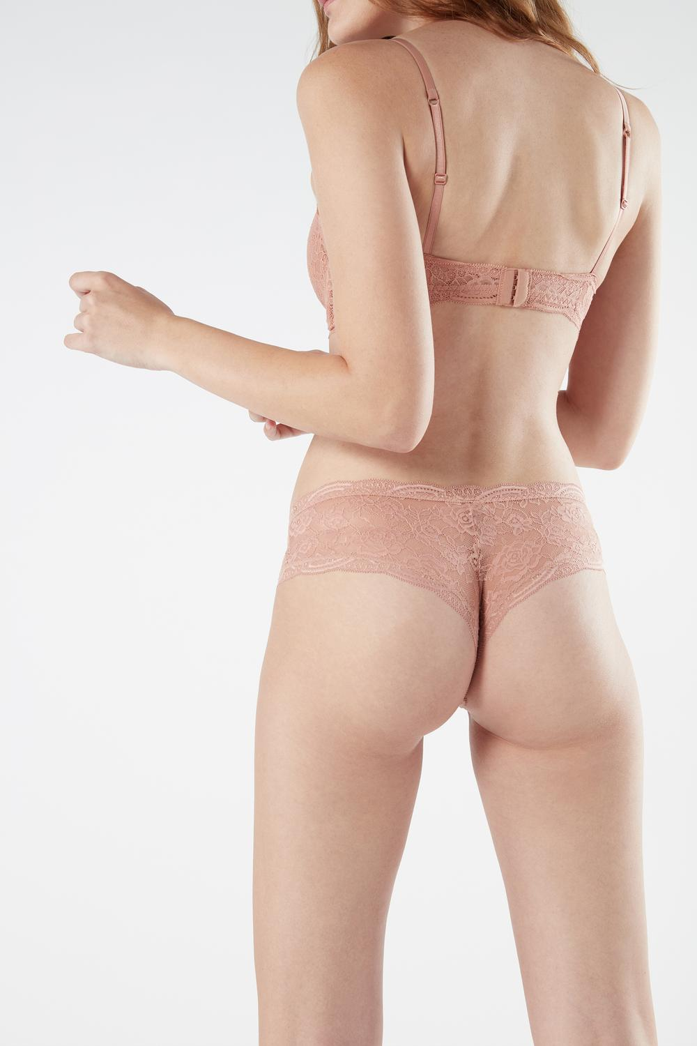Lace French Knickers