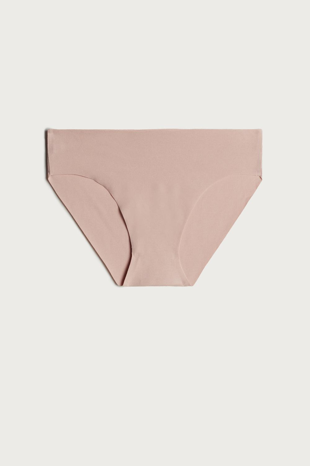 Raw-Cut Cotton Briefs