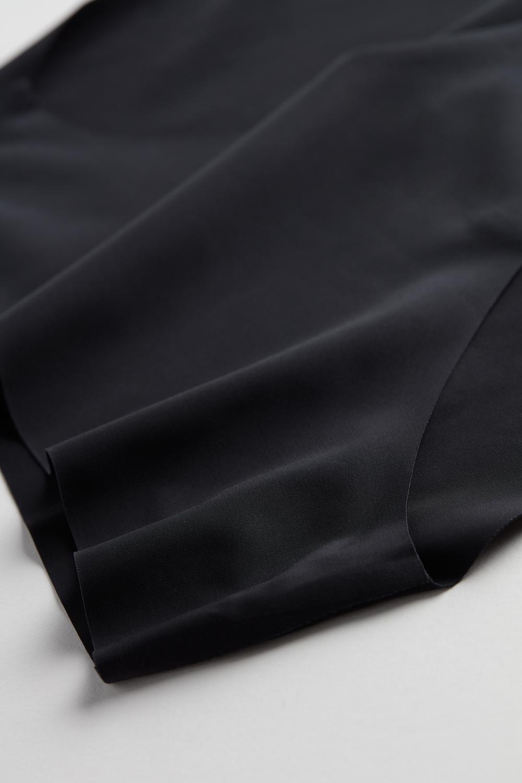 Cueca Envolvente de Microfibra sem Costuras