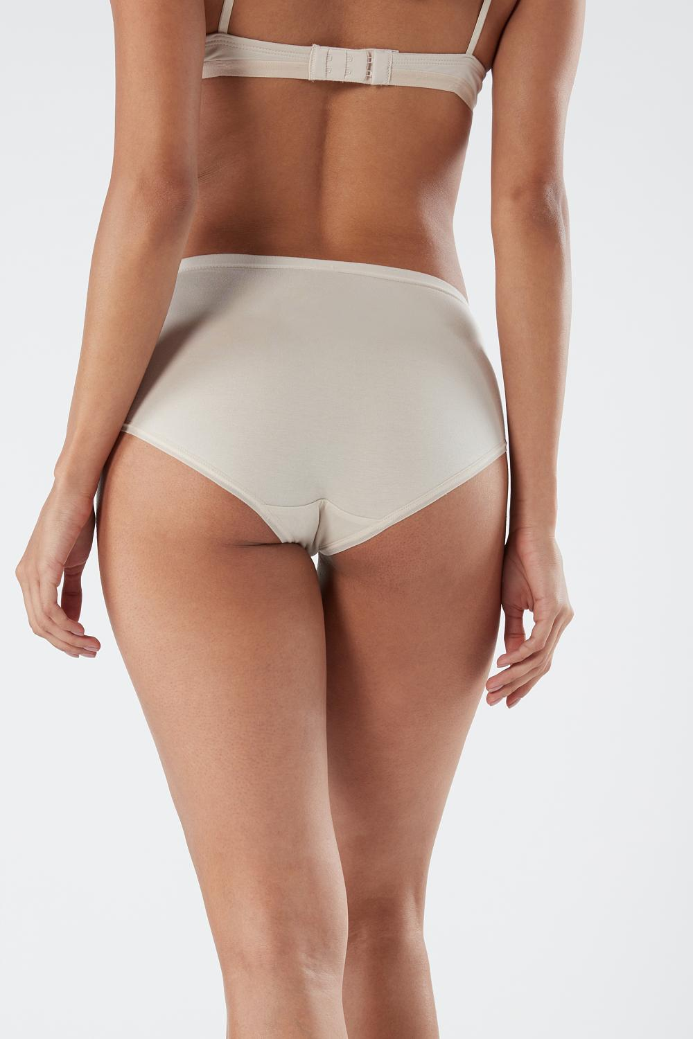 Snug Natural Cotton Panties