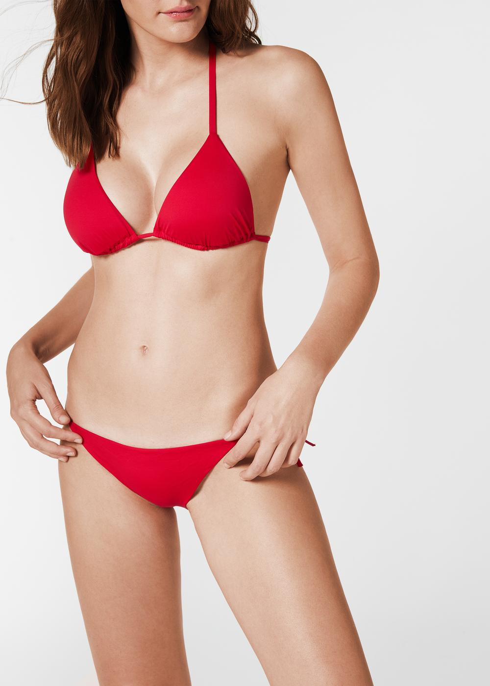 Seitlich gebundene Bikinihose Indonesia