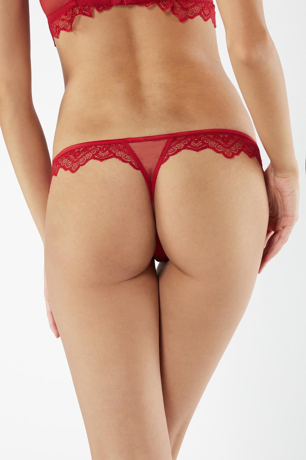 Tanga Lady Sheer