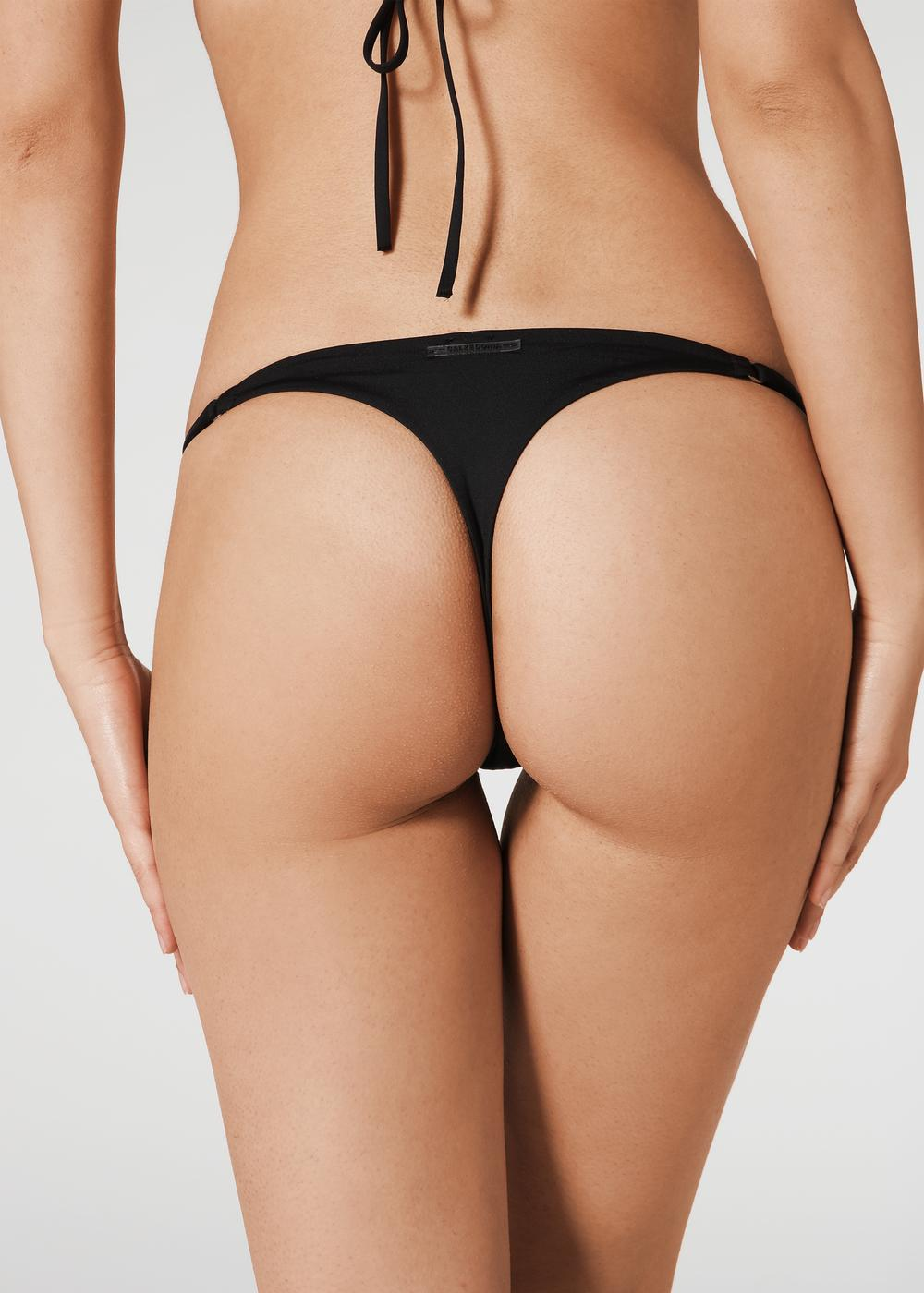 Indonesia G-String with Adjustable Sides