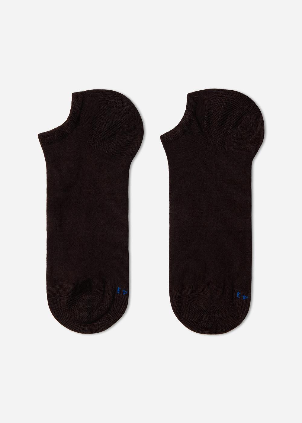 Chaussettes invisibles en cachemire