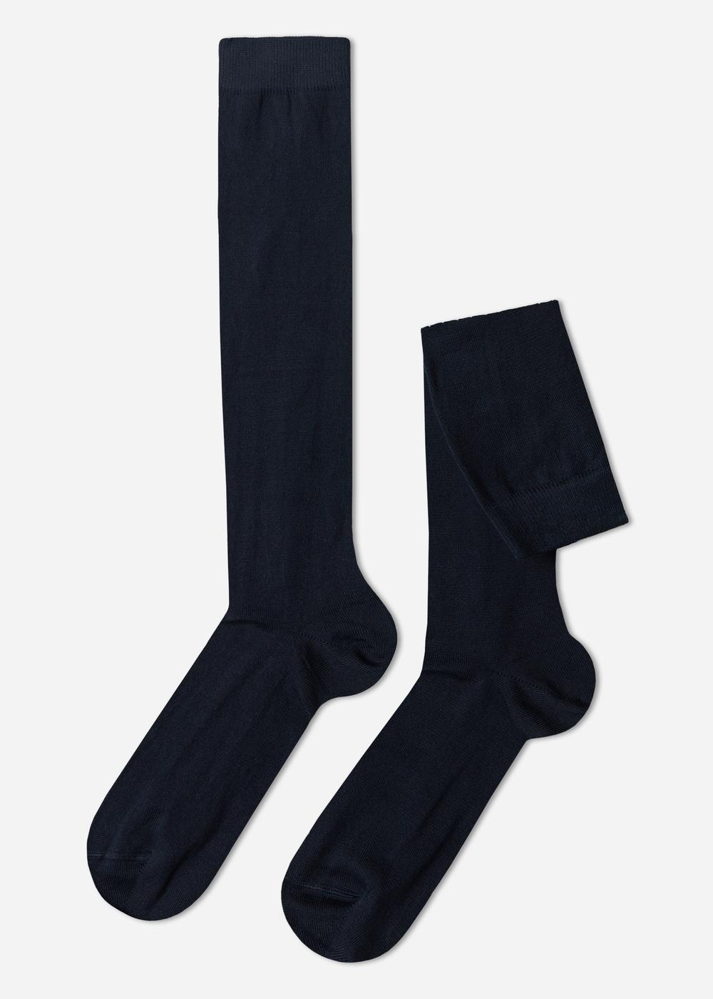 Tall  Warm Cotton Socks