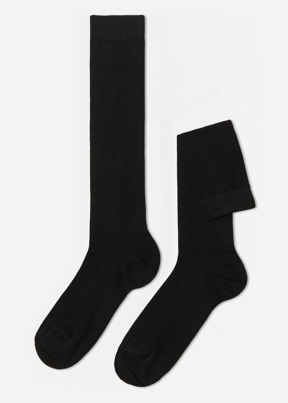 Long Warm Cotton Socks