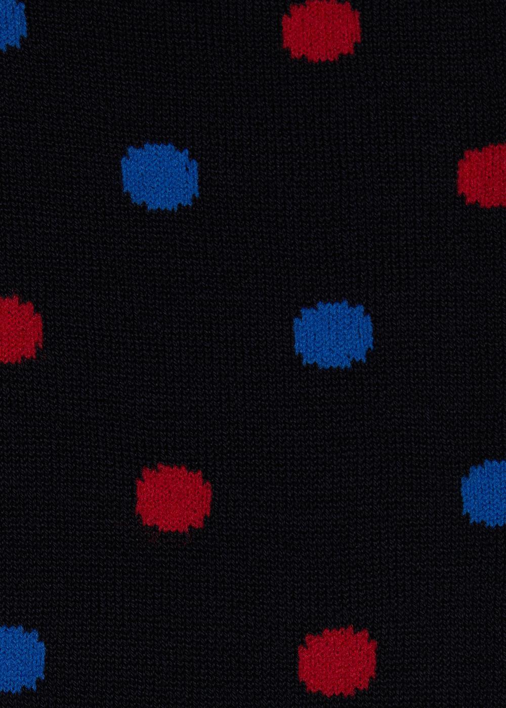 Long lisle thread socks
