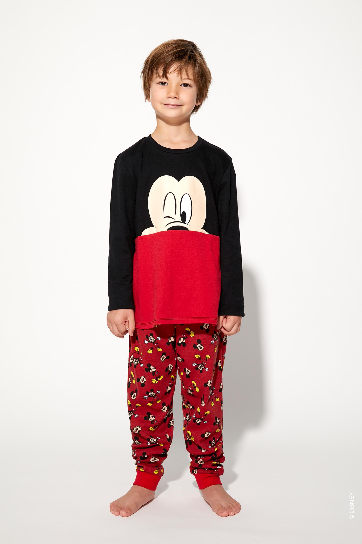 97793d230f Pijama Largo Mickey Mouse  Tezenis