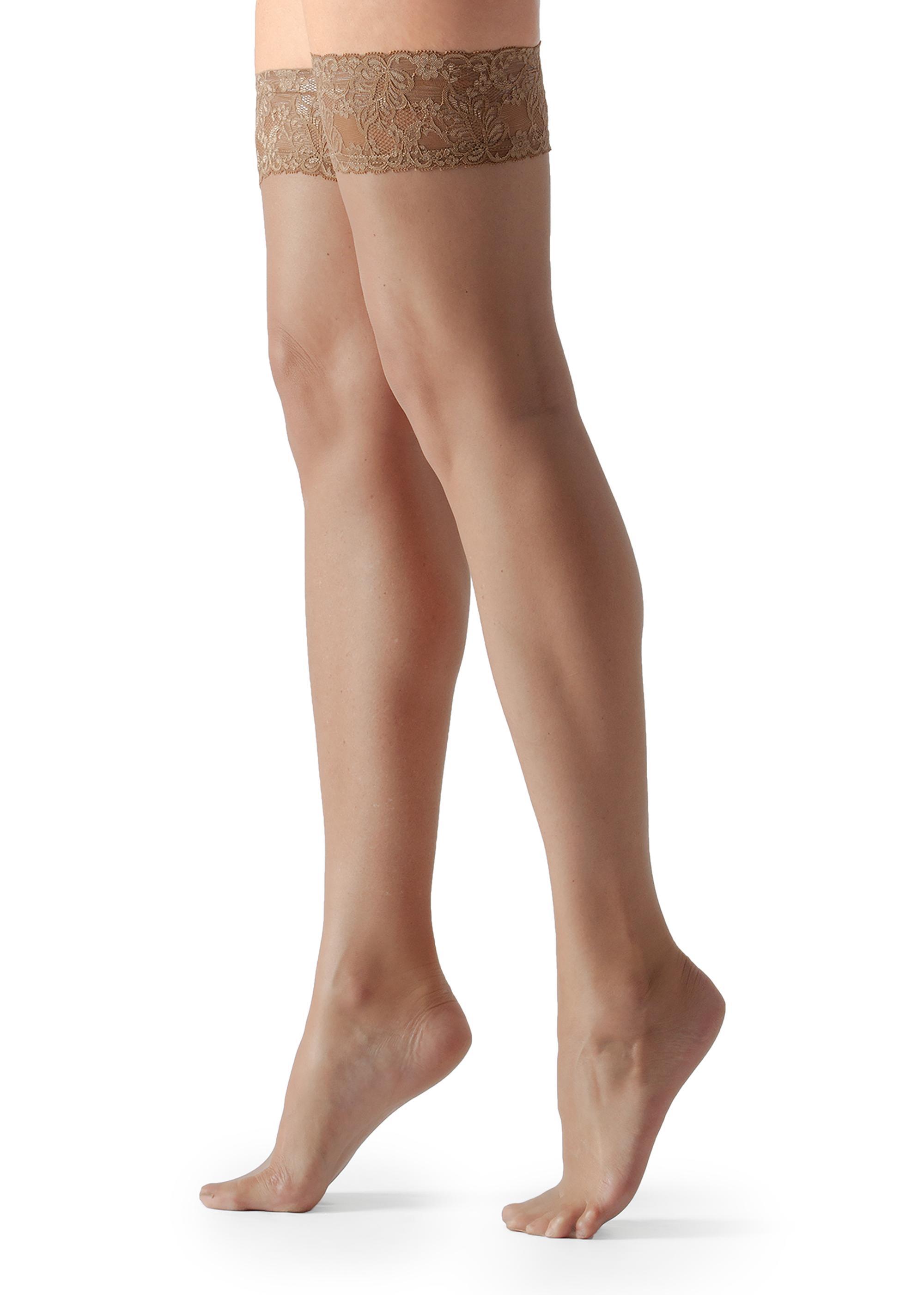 96cd2ab36 8 Denier Ultra Sheer Thigh-Highs - Calzedonia