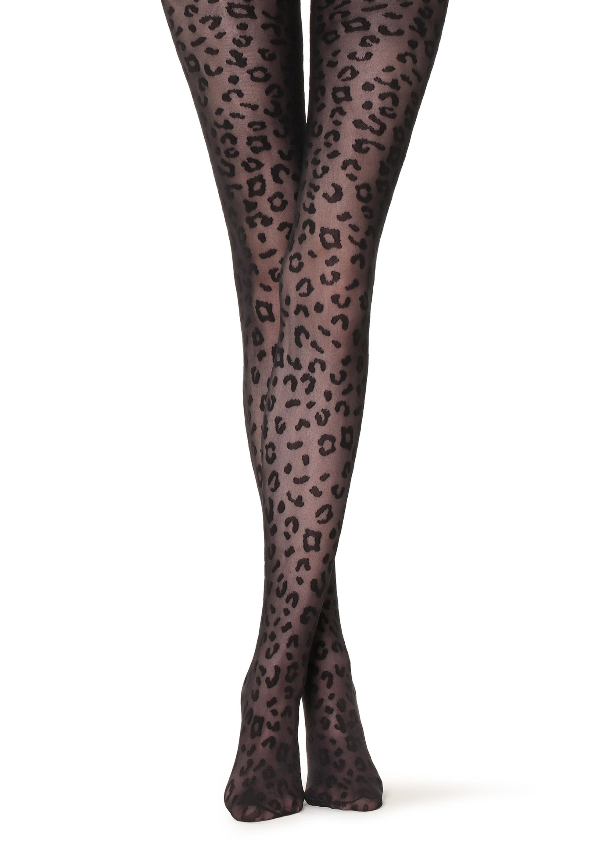 c0531830079c3 Animal-patterned tights - Calzedonia
