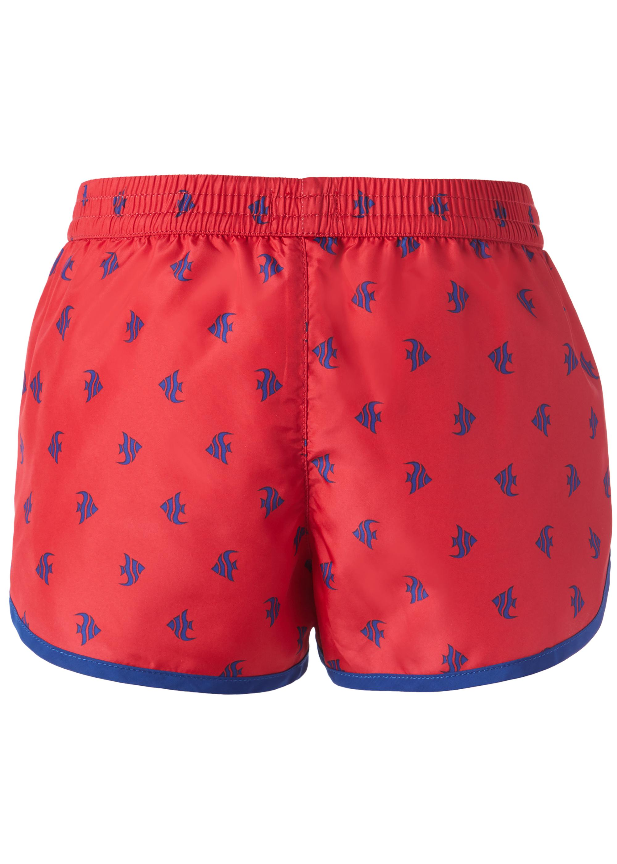 6e978ac6817 Boys  Swimming Shorts with Pattern Print - Calzedonia