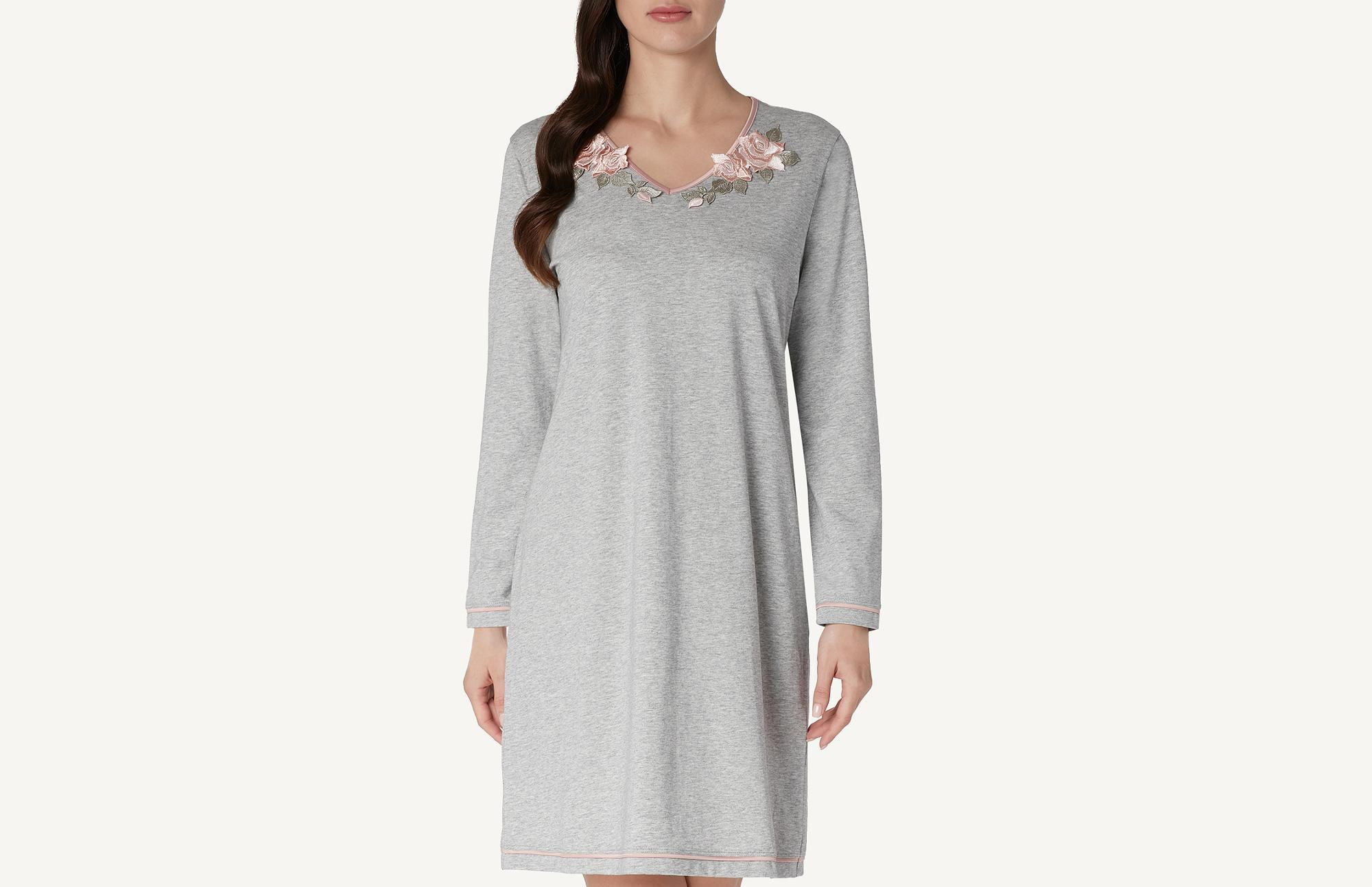 Lace & Roses Supima Cotton nightgown - Intimissimi