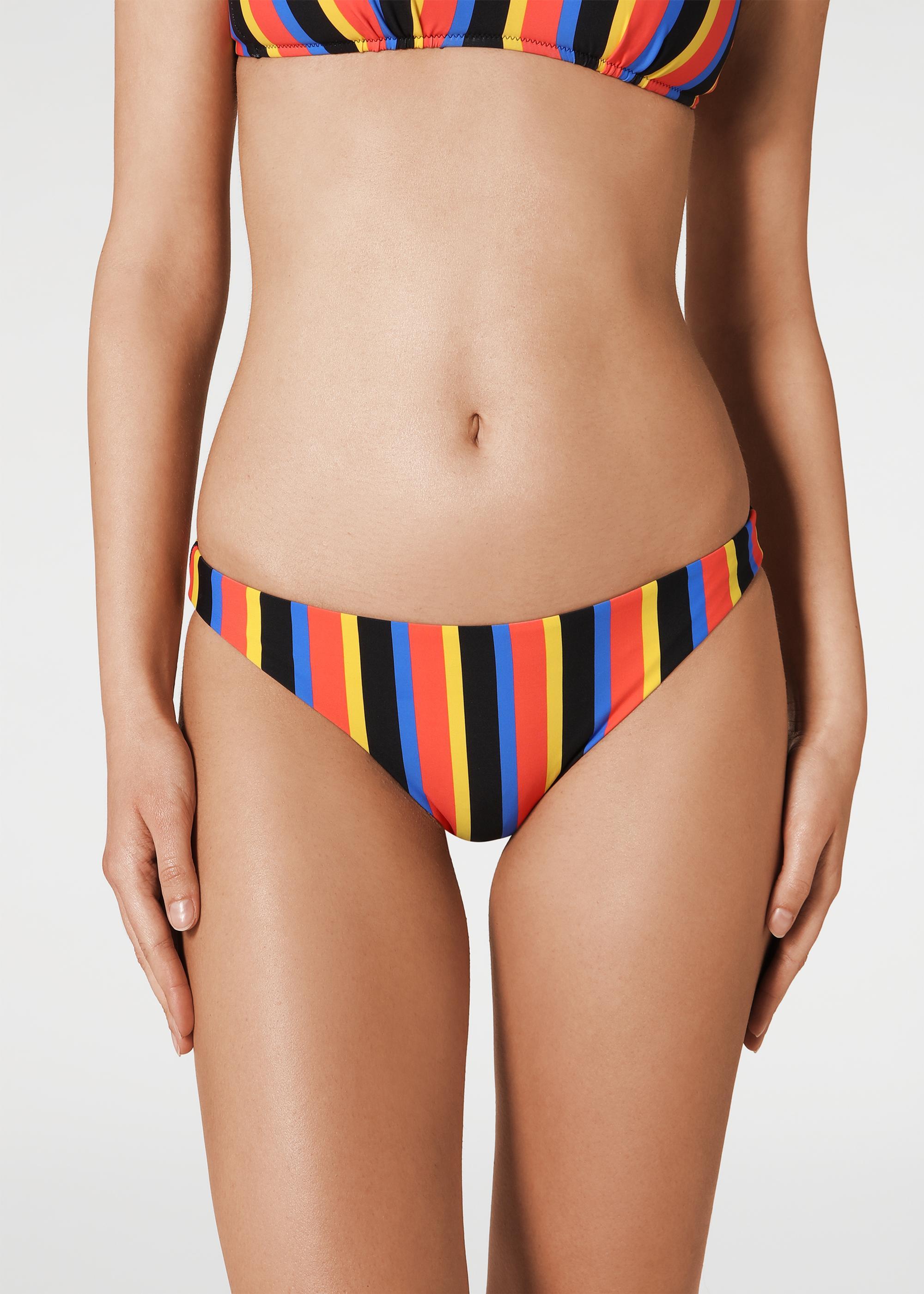 cd4995008f22 Braguita de bikini Sonia a rayas - Calzedonia