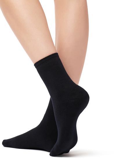5b160d5d2d80 Κάλτσες Κοντές Ισοθερμικές από Βαμβακερό Ύφασμα