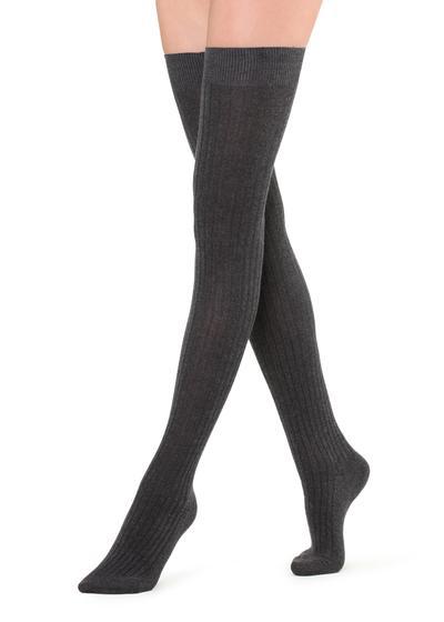 Shoppen Sie Overknee-Socken für Damen bei Calzedonia
