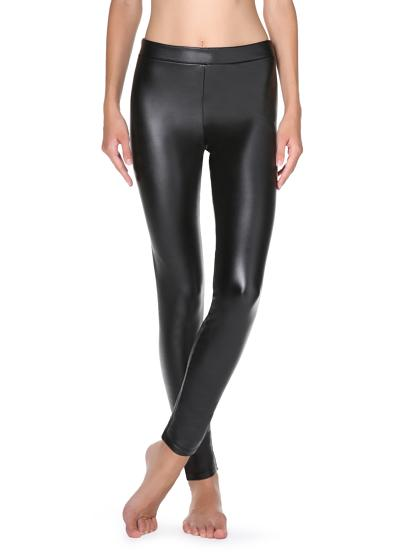 258d15dc4feb Ultra thermal leather-effect leggings