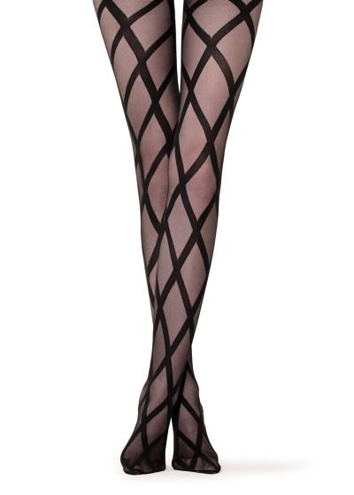 Shop Fashion Tights In Various Patterns On Calzedonia Mesmerizing Women's Patterned Tights