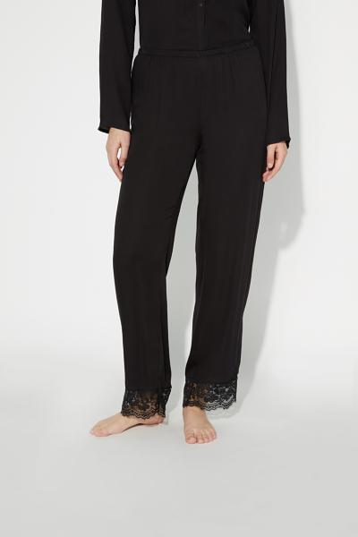 Long Soft Viscose Trousers