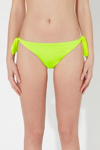Slip bikini fluorescente
