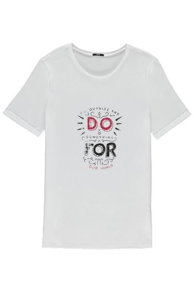 Basic T-Shirt in 100% Cotton