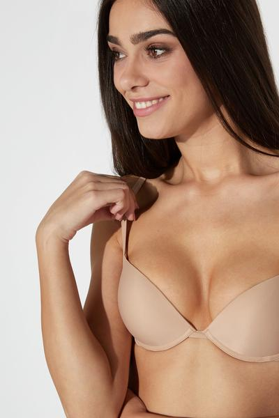 Moscow Graduated Push-up Bra in Microfiber