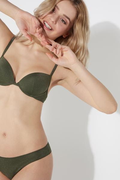 Moscow Shine-On-Me Push-Up Bra