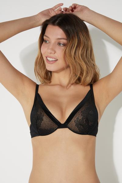 Athens Natural Beauty Push-Up Bra