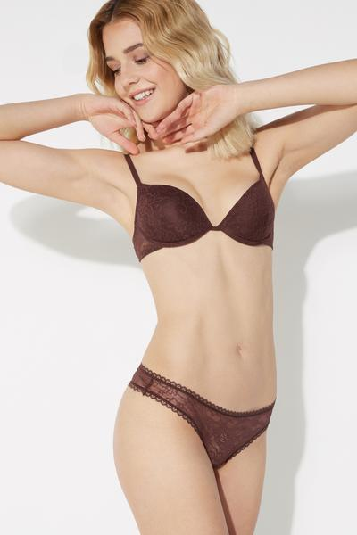 Los Angeles Super Push-Up Lace Bra