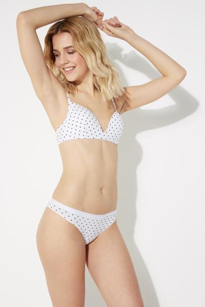 Printed Cotton Brazilian Brief