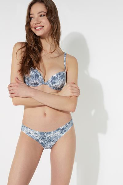 Laser-Cut Printed Brazilian Briefs