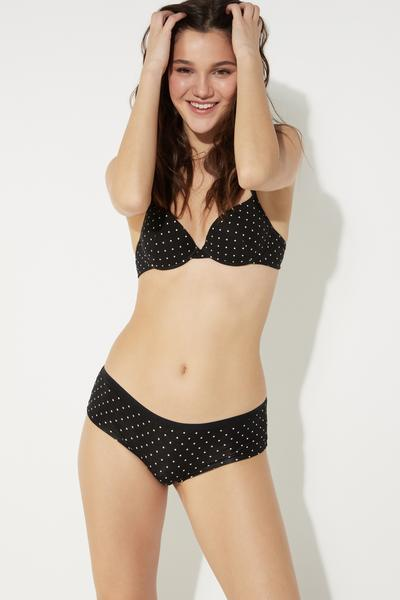 Printed Cotton French Knickers