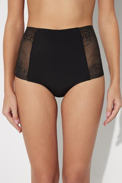 Shorty Taille Haute Invisible Underwear