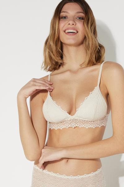 London Special Honey Triangle Bra