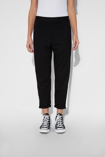 Milano-Stitch Joggers with Side Bands