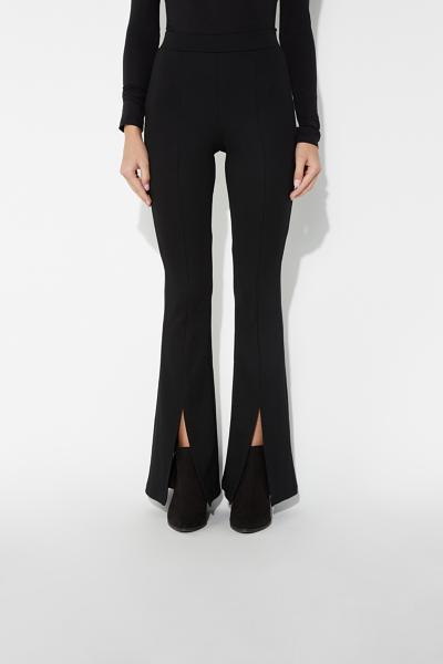 Milano-Stitch Pantajazz Trousers with Slits