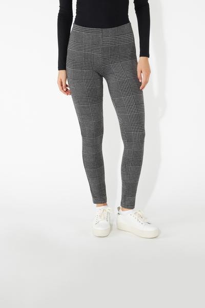 Jacquard Leggings
