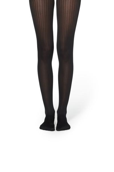 50 Den Print Tights
