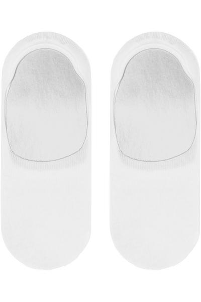 5 X Women's Cotton Footsies