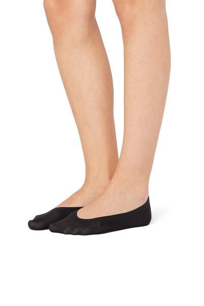 Non-slip shoe liners