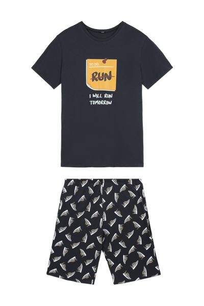 Sneakers Cropped Pyjamas