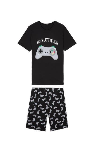 Krátké Pyžamo 90's Attitude