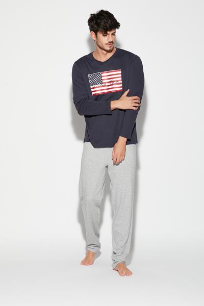 Pijama Largo USA