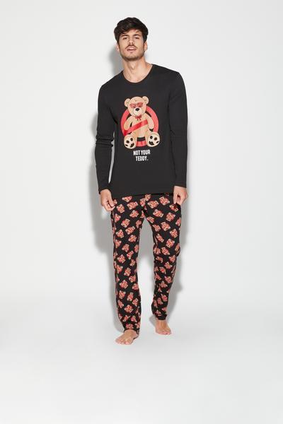 Pijama Comprido Teddy