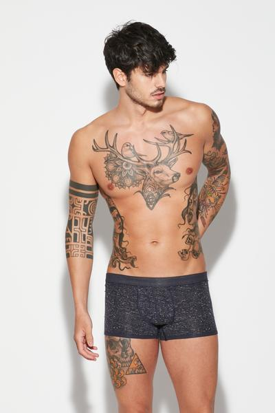 Basic Stretch Cotton Boxers