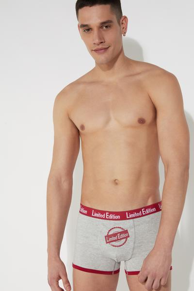 Cotton Limited Edition Print Boxers