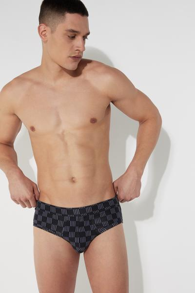 Printed Cotton Briefs