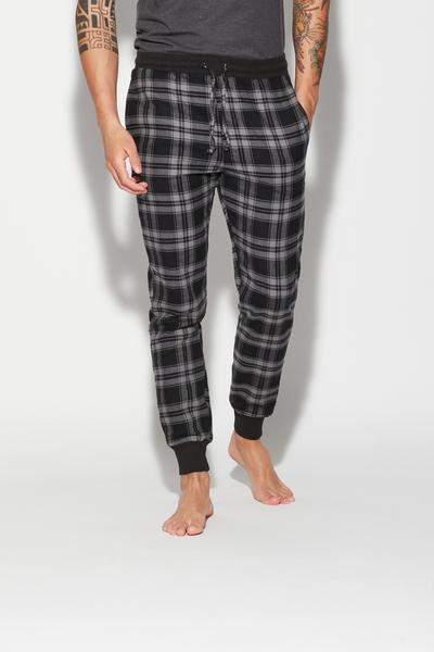 Long Flannel Trousers