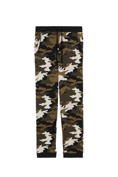 Pantalon avec Symboles Cartes