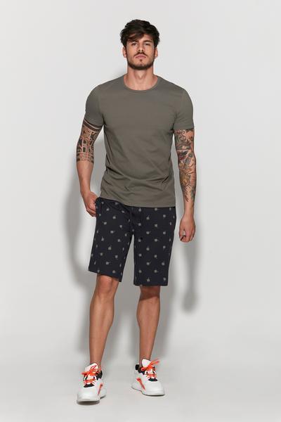 Kurze Hose aus Jersey