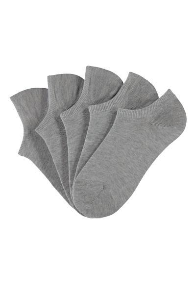5 Paires de Socquettes Basses en Coton